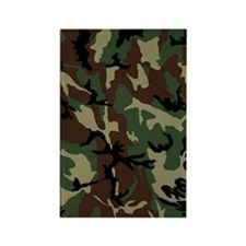 camo-green_ff Rectangle Magnet