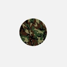 camo-green_ff Mini Button