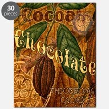 chocolate-collage_ff Puzzle