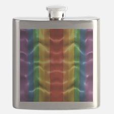rainbow-flag-ripple_ff Flask