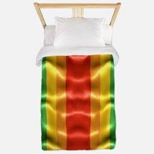 rainbow-flag-ripple_ff Twin Duvet