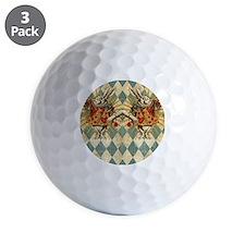 White Rabbit Vintage Golf Ball