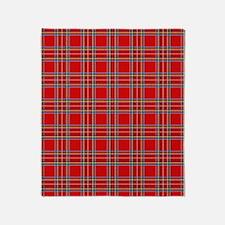 plaid-tartan_ff Throw Blanket