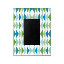 triangle-geese-blue_ff Picture Frame