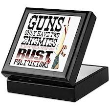 GUNS Keepsake Box