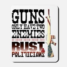 GUNS Mousepad