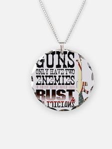 GUNS Necklace