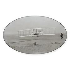 first flight 14x10 Decal