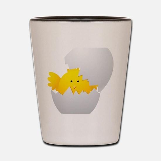 egg Shot Glass