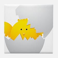 egg Tile Coaster