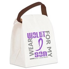D I Wear Violet Son 46 Hodgkins L Canvas Lunch Bag