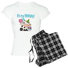 birthday cow Pajamas