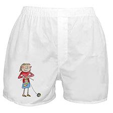 Pearl (Master (White)) Boxer Shorts