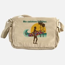 no existen limites Messenger Bag