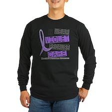 D I Wear Violet I Care 37 T
