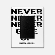 NEVER_GIVE_UP Picture Frame