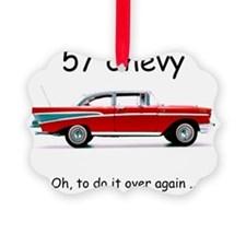 57chevy Ornament