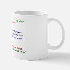 Basic Lawn Sign Mug