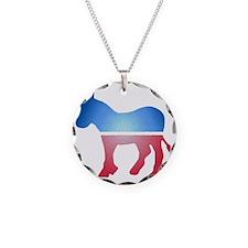 stainedglassdonkey Necklace
