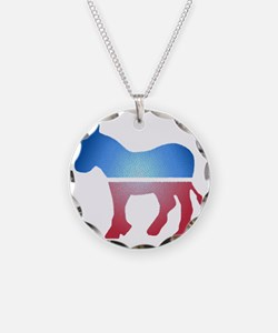 stainedglassdonkey Necklace