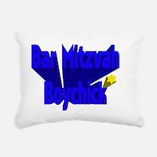 barmitzvahboychickt... Rectangular Canvas Pillow
