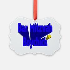 barmitzvahboychickt... Ornament