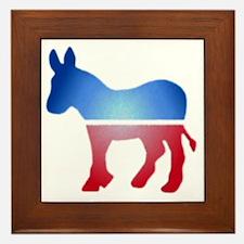 blurrydonkey Framed Tile
