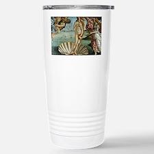 Botticelli Small Poster Stainless Steel Travel Mug