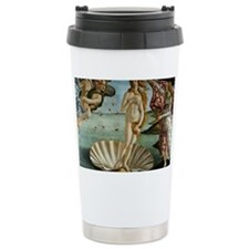 Botticelli Small Poster Travel Coffee Mug