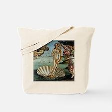 Botticelli Small Poster Tote Bag