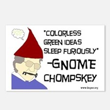 Gnome Chompskey Postcards (Package of 8)