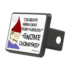 Gnome Chompskey Hitch Cover