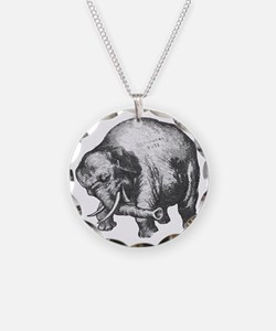 justElephant Necklace