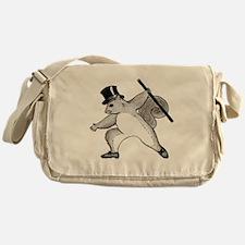 cafepress squirrel Messenger Bag