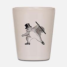 cafepress squirrel Shot Glass