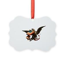 American Eagle Ornament