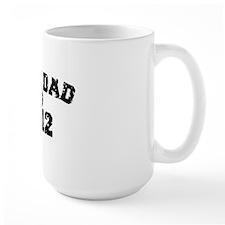 new dad 2012hat Mug