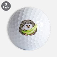 Cafepress Honeydew Hedgehog Golf Ball