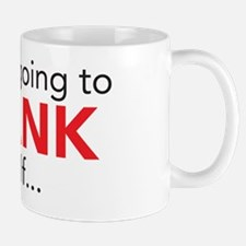 not-going-to-spank-itself Small Small Mug