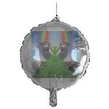 squirrel-with-rainbow_ff Balloon