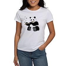 cafepress panda1 Tee