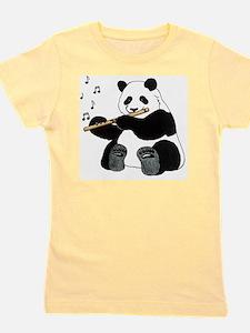 cafepress panda1 Girl's Tee
