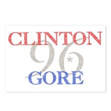 clintongore Postcards (Package of 8)