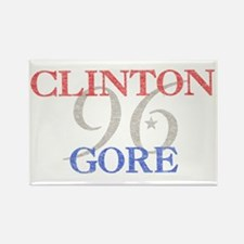 clintongore Rectangle Magnet