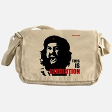 THIS IS Revolution! Messenger Bag