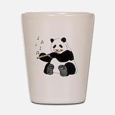 Cafepress Panda Ornament Shot Glass