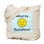 Fueled by Sunshine Tote Bag