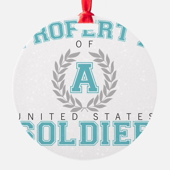 propertyofasoldier Ornament