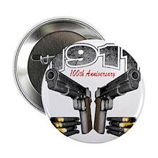 """1911_100th_blk 2.25"""" Button"""