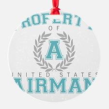 propertyofaairman Ornament
